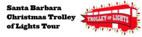Santa Barbara Christmas Trolley of Lights Tour